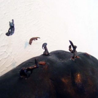 Bunnyscape (detail), 2009