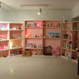 Pet Dreams (Dream store, installation view), 2005