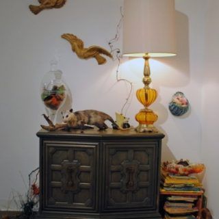 Opossum (Animals and Objects), 2011