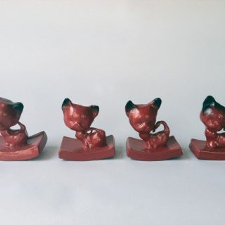 Animal Prize Rockers (kittens), 2012