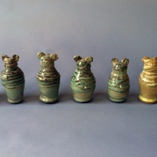 Animal Prize Mummies (mice), 2012