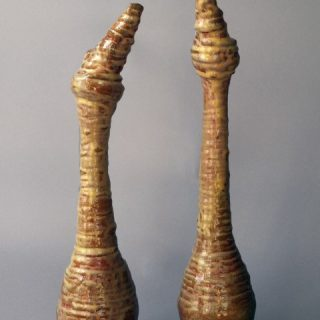 Animal Prize Mummies (geese), 2012