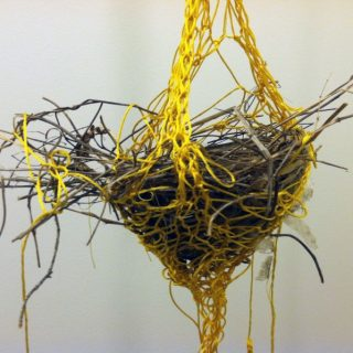Bird's Nest (detail), 2011